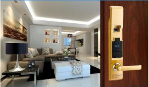 Popular Electronic Fingerprint Swipe Sensor Lock Can Use in Hotel & Home Office pictures & photos