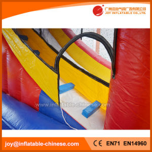 Kids Toy Products Inflatable Jumping Bouncy Castle Slide Combo (T3-103) pictures & photos