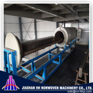 China Best Quality PP Spunbond Nonwoven Vacuum Calcinator Machine pictures & photos
