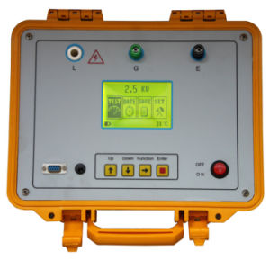 Consumer Electronic 5kv Digital Megger Insulation Resistance Tester pictures & photos