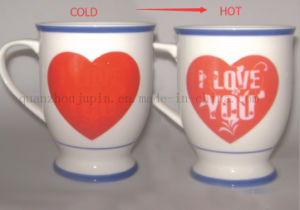 Custom Hot Sale Magic Color Change Ceramic Mug for Promotion pictures & photos