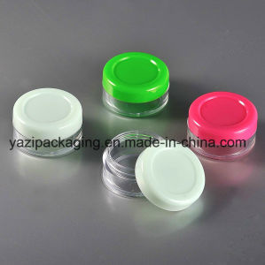 10g Plastic Jar Cosmetic Jar pictures & photos