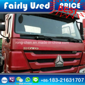 Used HOWO Tractor Truck of HOWO Truck Tractor 375HP