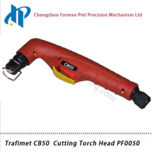 Trafimet CB50 Torch Head PF0050 Air Plasma Torch Welding Torch pictures & photos