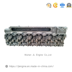 Isle Cylinder Head Assy 5268781 with Valve pictures & photos