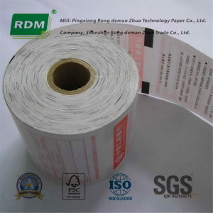 Thermal Paper for ATM Receipt Printing pictures & photos