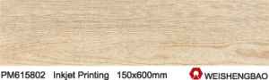 Fancy 150X600mm Building Material Wood Tile pictures & photos