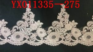 Fashion Embroidery Lace for Garment pictures & photos