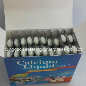GMP Certificate ODM Liquid Calcium Softgel pictures & photos