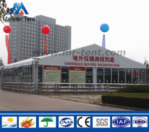 Clear Span Aluminum PVC Exhibition Marquee Event Tent with Ce Certification pictures & photos
