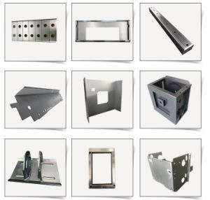 OEM Sheet Metal Fabrication Cutting, Stamping, Bending, Welding and Galvanizing pictures & photos