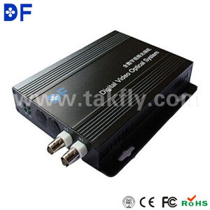 2 Channel 1080P HD Cvi Video Optical Converter pictures & photos