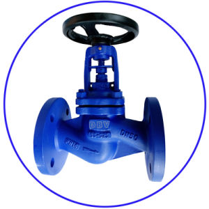 Stainless Steel Globe Flanged Valve Globe Valve Pn10 pictures & photos