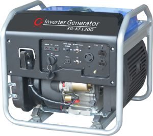 New System 1200W High Quality Factory Price Portable Gasoline Generator with Ce (XG-KF1200)
