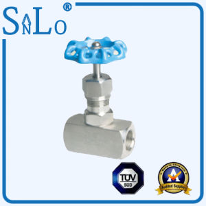Internal Thread Needle Valve pictures & photos