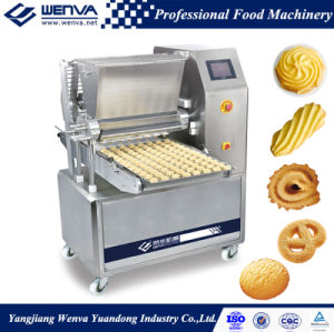 2016 Hot Sale Automatic Cookies Biscuit Making Machine Price pictures & photos
