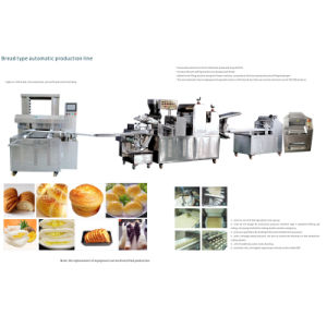 Bread Production Line Food Service Equipment