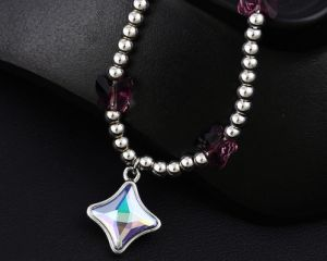 74635 Fashion Newest Butterfly Crystals From Swarovski Jewelry Bracelet pictures & photos
