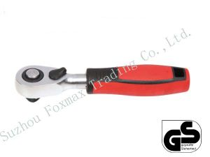 Handle Ratchet Wrench with Rubber Handle (Mrw-01) pictures & photos