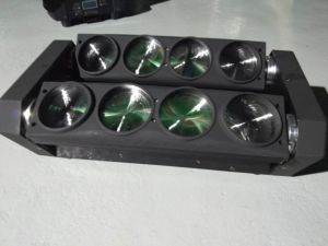 8*10W LED RGBW 4in1 Spider Moving Head for Club (HL-017YT) pictures & photos