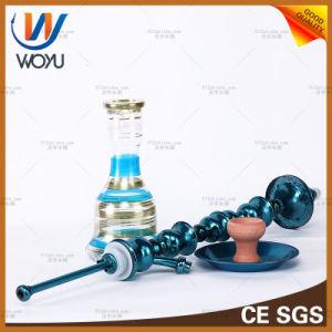 2017 New Design Shisha Smoke Tabacco Warter Pipe Hubble-Bubble Hookah V Water Pipe Smoking Pipe Glass Water Pipe Glass Smoking Pipe Vaporizer Shisha Hookah pictures & photos