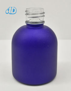 N18 Curved Color Cosmetic Nail Polish Glass Bottle 10ml pictures & photos