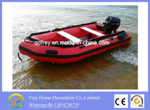 Ce PVC /Hypalon Fishing Boat, Rowing Boat pictures & photos