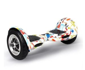 10inch Hot Sell Electric Scooter 2 Wheel Self Balancing Motor Scooter pictures & photos
