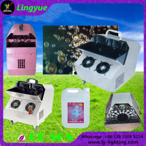 Small Big Stage Soap Bubble Machine pictures & photos