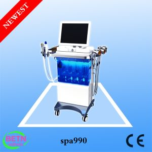 Hydrafacial Hydrapeel for Face Cleaning Machine SPA990 pictures & photos