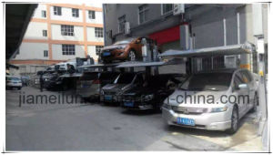2 Cars Space Hydraulic Parking pictures & photos