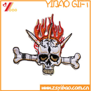 Custom Embroidery Badge with Voven Patch and Hang Tag Promotion (YB-HR-392) pictures & photos