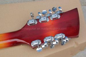 Hanhai Music / 12 Strings Riken Style Electric Guitar pictures & photos