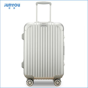Latest Design ABS+PC Hard Side Travel Luggage, Luggage Travel Trolley pictures & photos
