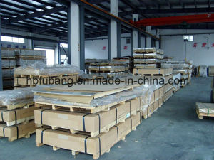 1060 1100 3003 5052 5754 5083 6061 6063 7075 Metal Alloy Aluminum Sheet Manufactured in China pictures & photos