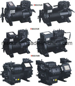 Resour Semi-Hermetic Compressor, Refrigeration Reciprocating Compressor pictures & photos