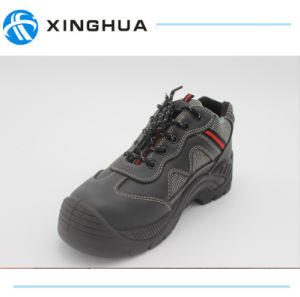 Industrial Steel Toe Cap Work Safety Shoes pictures & photos