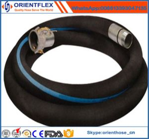 300FT Fibre Reinforcement Water Suction and Discharge Hose Pipe pictures & photos