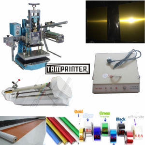 Hot Sale Good Quality Full Set of Customize Hot Stamping Machine pictures & photos