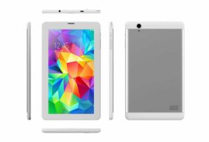 8 Inch 3G Android 5.1 Quad Core 0.3MP Front 2.0MP Rear Tablet PC with 1280*800 IPS Screen pictures & photos