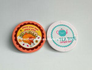 Heat Resistant Cup Mat Ceramic Cork Material pictures & photos