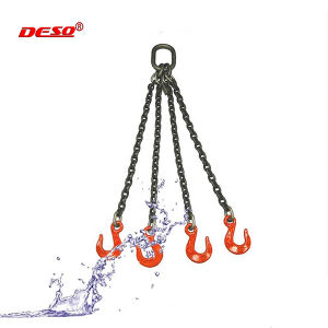 G80 Steel Lifting Chain Rigging Sling pictures & photos