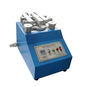 Professional Taber Abrasion Test Equipment pictures & photos