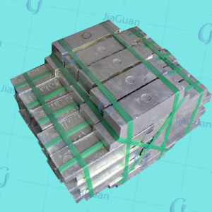 Factory Supply Pure 99.99tin Ingots Sn Ingots with Cheaper Price pictures & photos