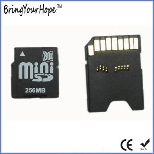 80X Speed 256MB Mini SD Memory Card (256MB miniSD) pictures & photos