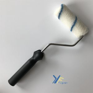 4′′ Polyester Mini Blue Stripe Paint Roller pictures & photos