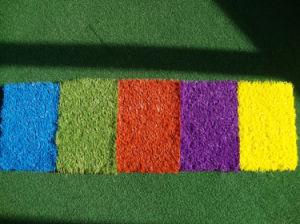 Wear-Resistance 20mm-50mm Artificial Lawn for Sale pictures & photos
