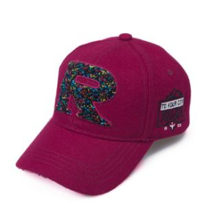Felt Baseball Cap pictures & photos