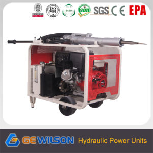 Hydraulic Power Pack/Unit Powered by Honda or B&S Engine pictures & photos