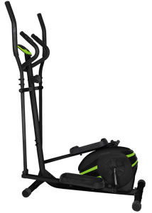 Cycling Elliptical Cross Trainer with Pulse Sensors and LCD Display pictures & photos